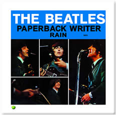 The Beatles: Paperback Writer/Rain