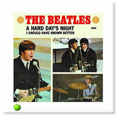 Beatles: A Hard Day's Night/I Should Have Known Better