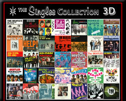 The Beatles 3D Singles Collection